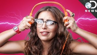 Download How Atomic Physics Makes Your Headphones Hiss Video