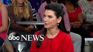 Download Julianna Margulies' parenting advice to George Clooney Video