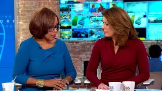Download Gayle King and Norah O'Donnell respond to Charlie Rose allegations Video