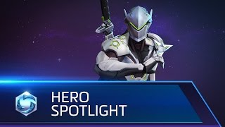 Download Genji Spotlight – Heroes of the Storm Video