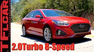 Download 2018 Hyundai Sonata Turbo: Top 5 Surprising Features Video
