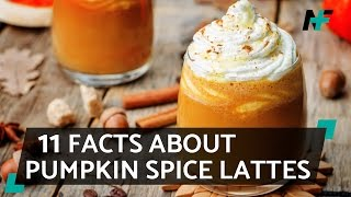 Download 11 Facts You Never Knew About Pumpkin Spice Lattes Video
