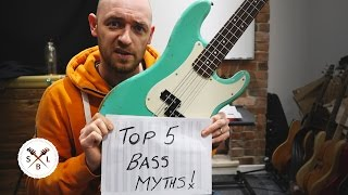 Download Top 5 myths about learning bass Video