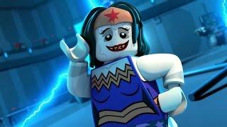 Download LEGO DC Comics Super Heroes: Justice League vs. Bizarro League - ″Bizarro, Don't!″ Video