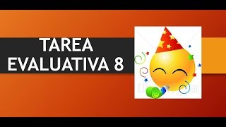 Download Soy Docente: TAREA EVALUATIVA 8 Video