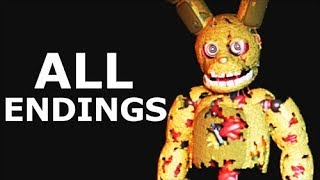 JOLLY 1, 2, 3 EXTRAS (ALL ANIMATRONICS) Free Download Video