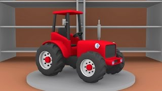 Download ▪ Tractor for Kids | The Tale of Tractors | Formation and uses | Bajki Traktory - Dla Dzieci ▪ Video
