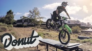 Download Motocross Day In The Dirt w/ Ryan Tuerck, Axell Hodges and Hana Beaman Video