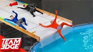 Download Survive the Slippery Slope! | Disappearing Ledges!! Video