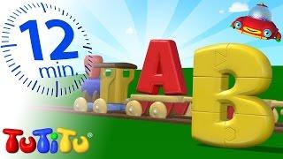 Download TuTiTu Preschool | ABC Puzzle Train | Learning the Alphabet with TuTiTu's Puzzle Train Video