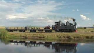 Download Sandstone Heritage Trust - Narrow Gauge industrial locos Video