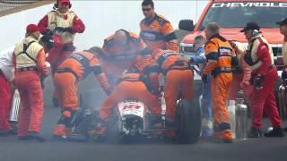 Download Accidente de Sebastien Bourdais en la clasificación 1 para Indy 500 2017 Video