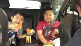 Download Help! I'm stuck in a football helmet 05/21/2016 | TigerFamilyLife~ Video
