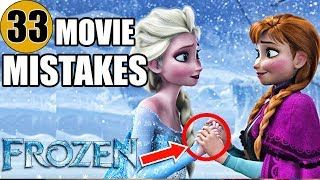Download 33 Mistakes of FROZEN You Didn't Notice Video