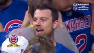 Download Cubs vs Indians World Series Game 7 final 3 outs - Radio boadcast TV sync 60fps (Pat & Ron) Video