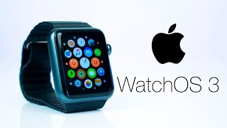 Download Apple Watch OS 3 - TOP 20 NEW Features! Video