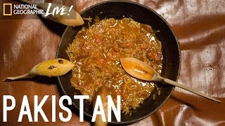 Download We Are What We Eat: Pakistan | Nat Geo Live Video