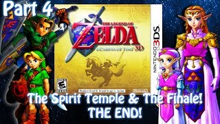 Download [3DS]The Legend of Zelda Ocarina of Time 3D[Part 4] The Finale! Live Stream Archive Video