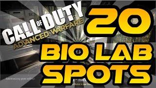 Download 20 Bio Lab Spots & Glitches! - Advanced Warfare (Lines of sight, jumps, infected & hiding spots) Video