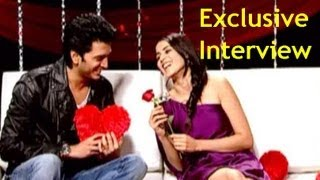 Download Riteish Deshmukh: The one thing Genelia can't live without is me - Exclusive interview Video