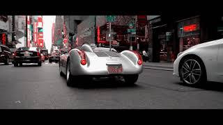 Download TopGear Import's 1956 Porsche 550 Spyder in New York City Video