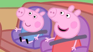 Download Peppa Pig Episodes - Car Compilation - Cartoons for Children Video