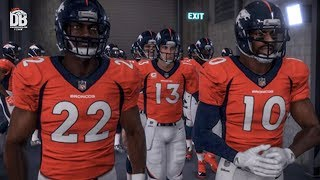 Download Madden Simulation: Chargers vs. Broncos Video