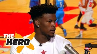 Download Jimmy Butler confirms Olympic brothel story and more | THE HERD (FULL INTERVIEW) Video