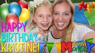 Download MOMMY'S BIRTHDAY!! || Mommy Monday Video