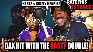 Download Scru Face Jean Reacts to Dax Responses! (Hi Rez & Grizzy Hendrix) Video