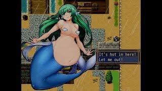 Download Mermaid vore. Forest Monster HD Video
