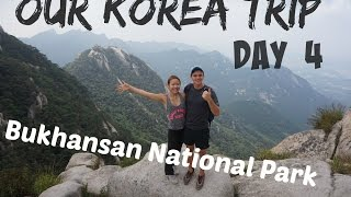 Download 【Day 4 Korea Trip 2016】 韓国旅行 4日目 | Hiking | Seoul| Korean street Food |Bukhansan Video