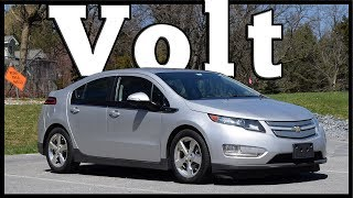Download 2013 Chevrolet Volt: Regular Car Reviews Video