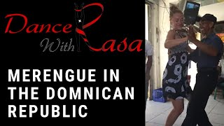Download Merengue dancing in Santo Domingo, Dominican Republic Video