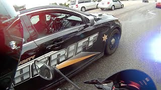 Download Cops Vs Bikers - ″Was I Really Going That Fast Officer?″ Video