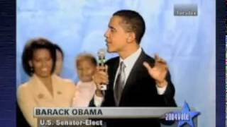 Download Barack Obama Senate Victory Speech 2004 (Intro) Video