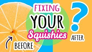 Download BIGGEST Squishy Makeover: Fixing Your Squishies #9 Video