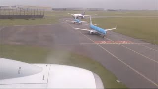 Download SCARY EMERGENCY landing during the storm on 25 july 2015 Amsterdam Schiphol Video