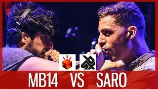 Download MB14 vs SARO | Grand Beatbox LOOPSTATION Battle 2017 | SEMI FINAL Video