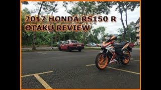 Download 2017 Honda RS150R Otaku Review Video