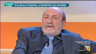 Download Tagadà - D'Alema e Pisapia, a sinistra ma diversi (Puntata 06/10/2017) Video