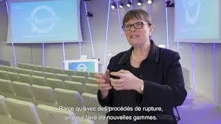 Download Live AU-DELA DE L'ENERGIE #4 - Interview de Corinne Lesens, Groupe Panzani Video