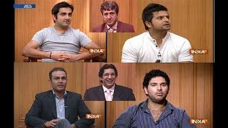 Download Aap Ki Adalat: Top Moments of Indian and Pakistani cricketers on and off the field Video
