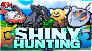 Download SHINY HUNTING LIVE STREAM - Pokemon Sun and Moon! [SPOILER FREE!] EARLIER STREAM TODAY! Video