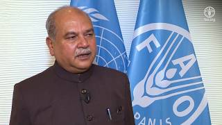 Download Remarks by H.E. Shri Narendra Singh Tomar, Minister for Agriculture and Farmers' Welfare, India Video