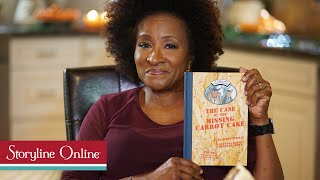Download The Case of the Missing Carrot Cake read by Wanda Sykes Video