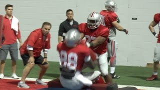 Download Ohio State 2017 Spring Practice - Raw Footage 3/28 Video