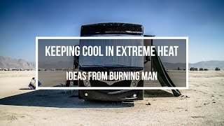 Download Keeping Cool In Extreme Heat - Ideas From Burning Man Video