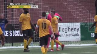 Download HIGHLIGHTS: Rowdies at Pittsburgh Riverhounds - June 22, 2017 Video