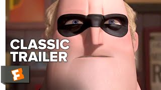 Download The Incredibles (2004) Trailer #1 | Movieclips Classic Trailers Video